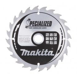 Makita Zāģripa 165x20x1,5mm...