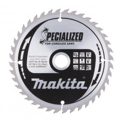 Makita Zāģripa 165x20x1,6mm...