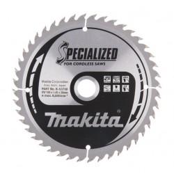 Makita Zāģripa 165x20mm...