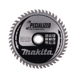 Makita Zāģripa 165x20x2,2mm...