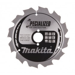 Makita Zāģripa 190x30x2,6mm...