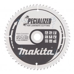 Makita Zāģripa 190x30mm...