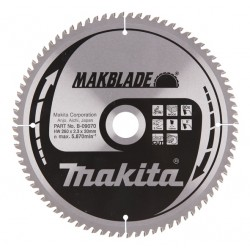 Makita Zāģripa 260x30x2,3mm...