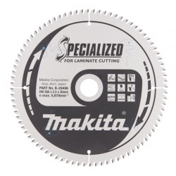 Makita Zāģripa 260x30mm...