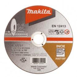 Makita Griezripa 180x1,6mm...