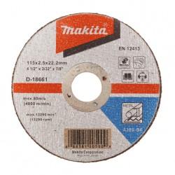 Makita Griezripa 125x2,5...