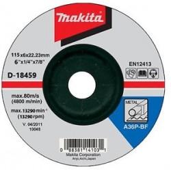 Makita Slīpripa 150x6 A30S...